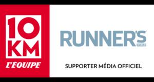 Runner's World, supporter officiel des 10KM L'Equipe