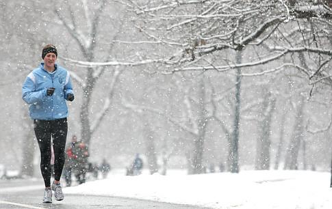 Les 12 commandements pour bien courir en hiver