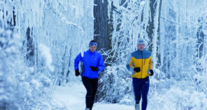courir froid