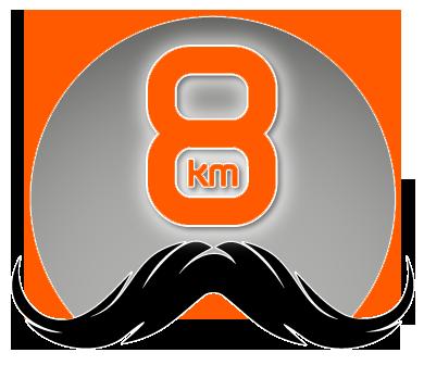 lesBacchantes logo 8km PMS021C