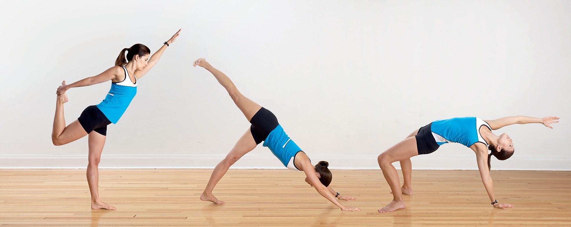 Etirez vos jambes grâce au yoga - Runner's World