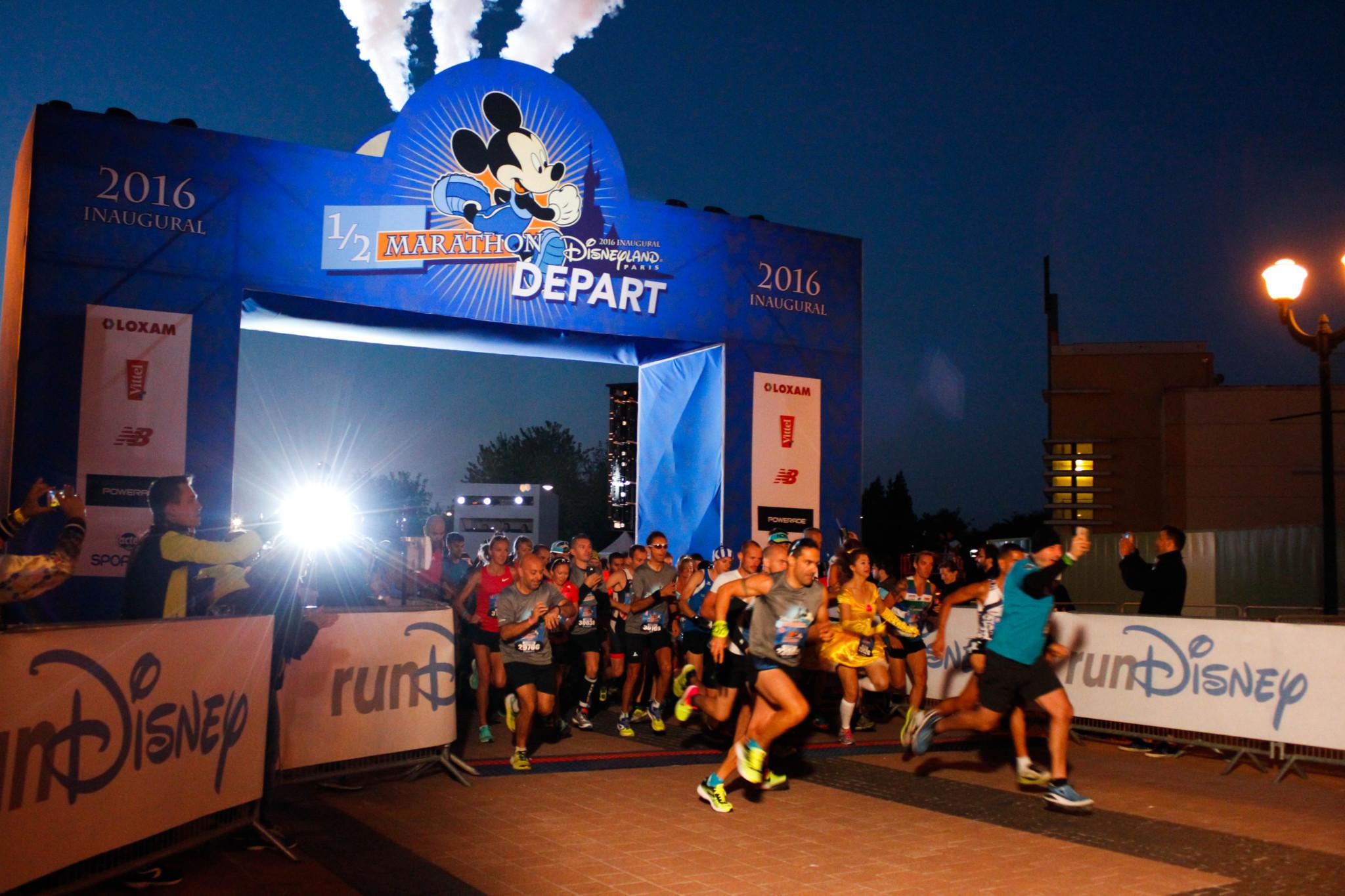 Half Marathon Run Disney 2016