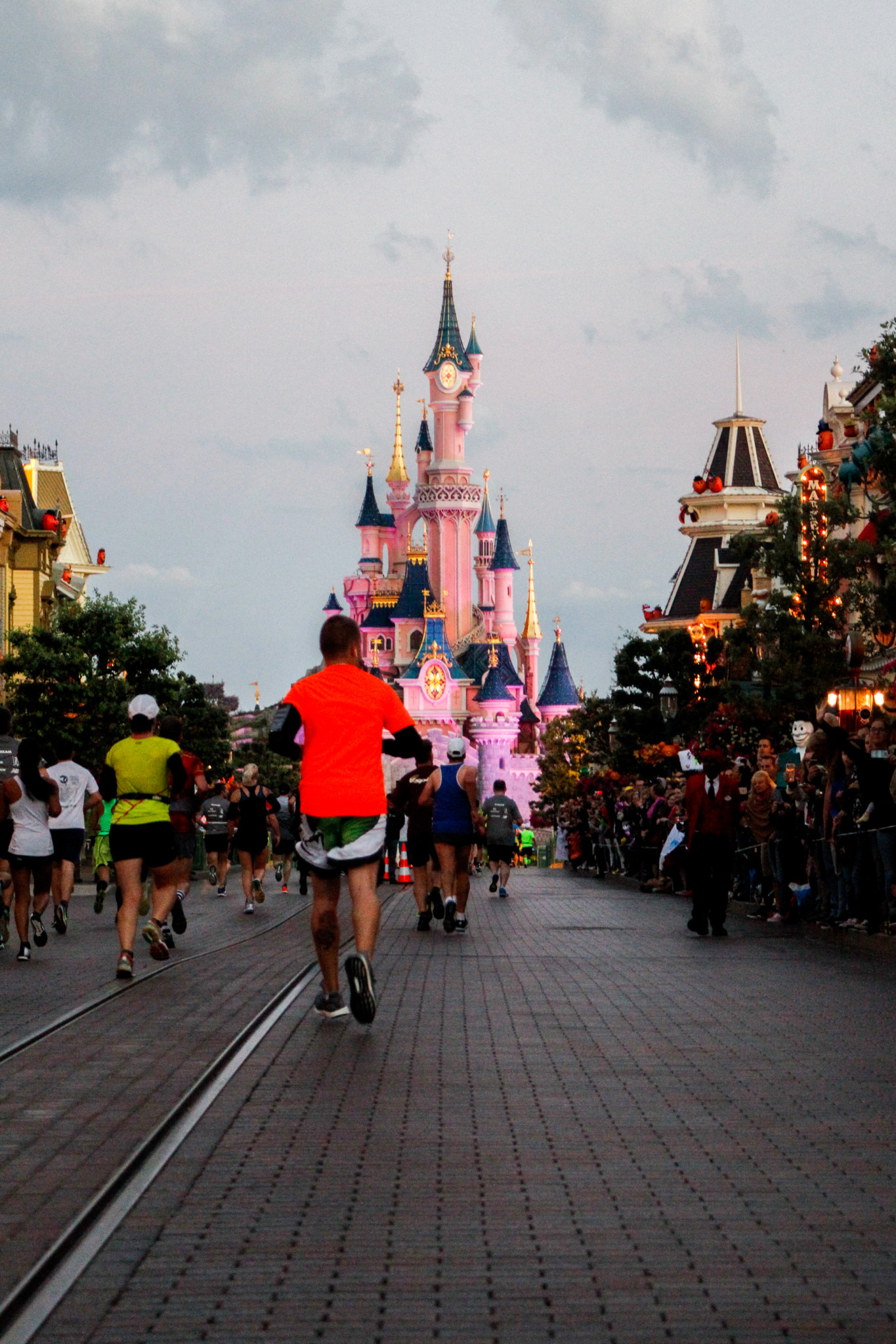 Half Marathon Run Disney in Marne la Vallee,