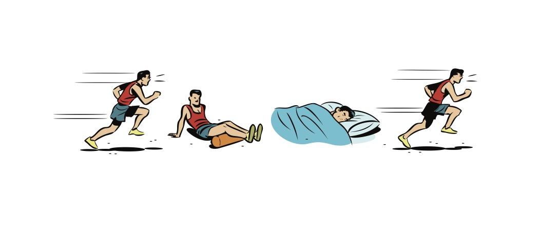 Comment récupérer après votre semi marathon ?