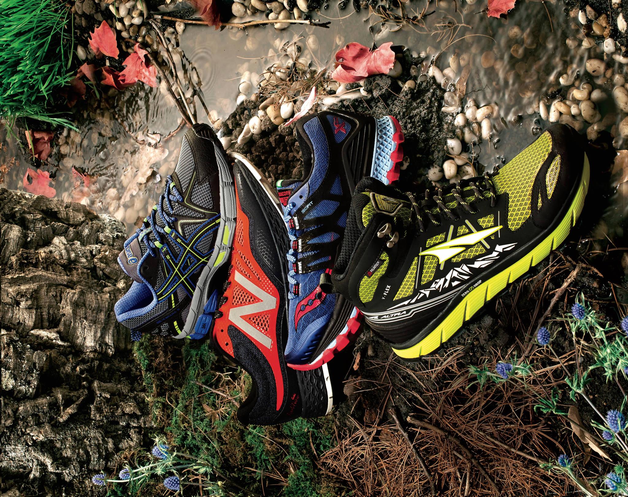 f3d63b2d7992 Chaussures trail - Le guide d'achat de l'hiver - Runner's World