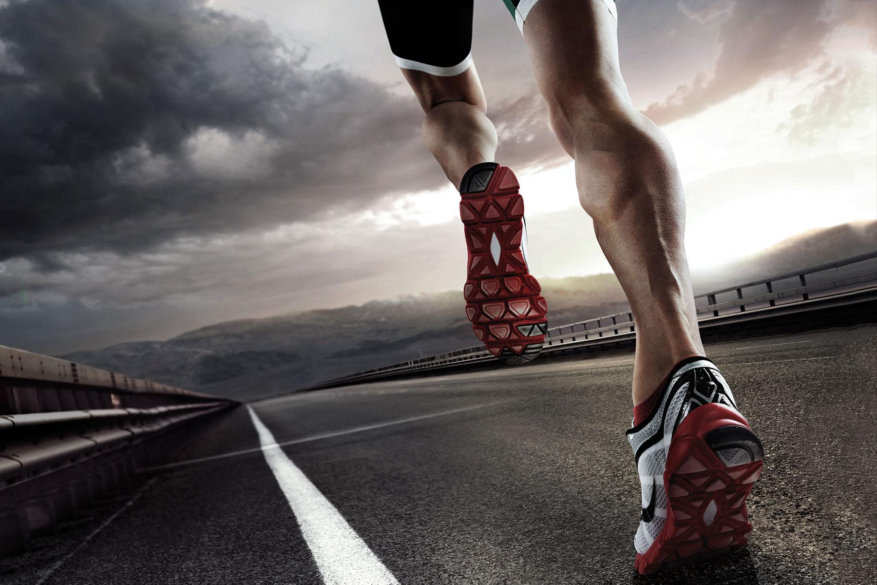 110214c3b98c Les chaussures de course à pied se classent selon 4 grandes catégories    amorti neutre