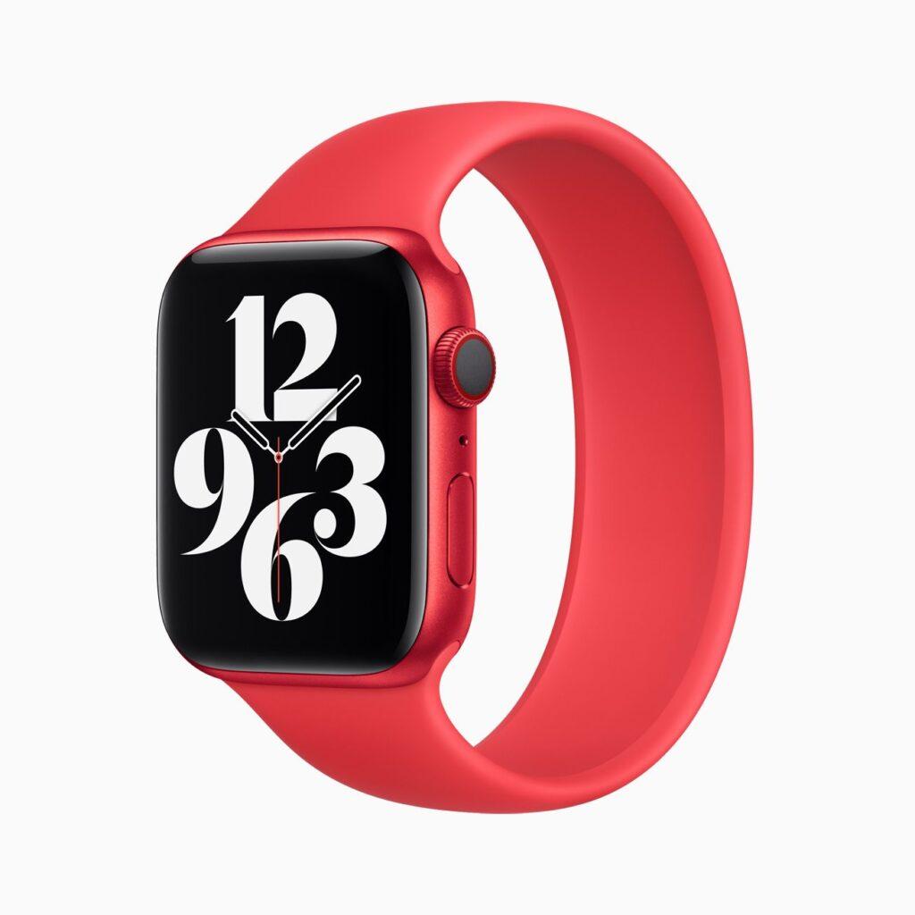 apple watch series 6 04 Apple Watch Series 6: más rápido y eficiente