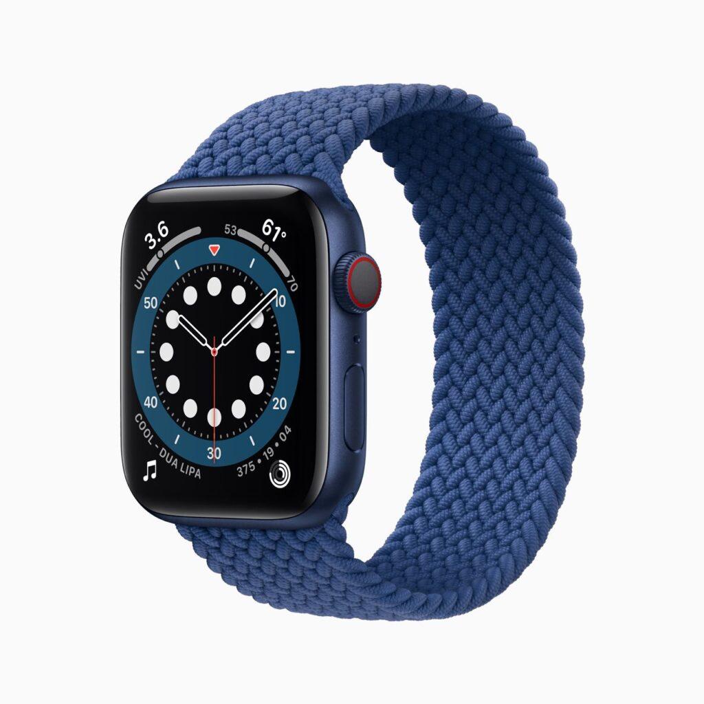apple watch series 6 05 Apple Watch Series 6: más rápido y eficiente