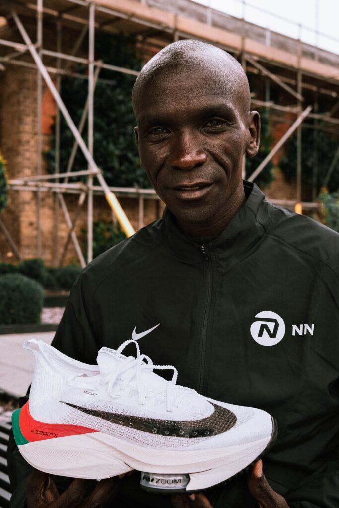dscf0089 1 1601392594 Estos son los zapatos que usará Eliud Kipchoge para la Maratón de Londres