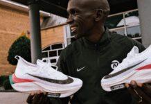 Eliud Kipchoge Nike Marathon Londres